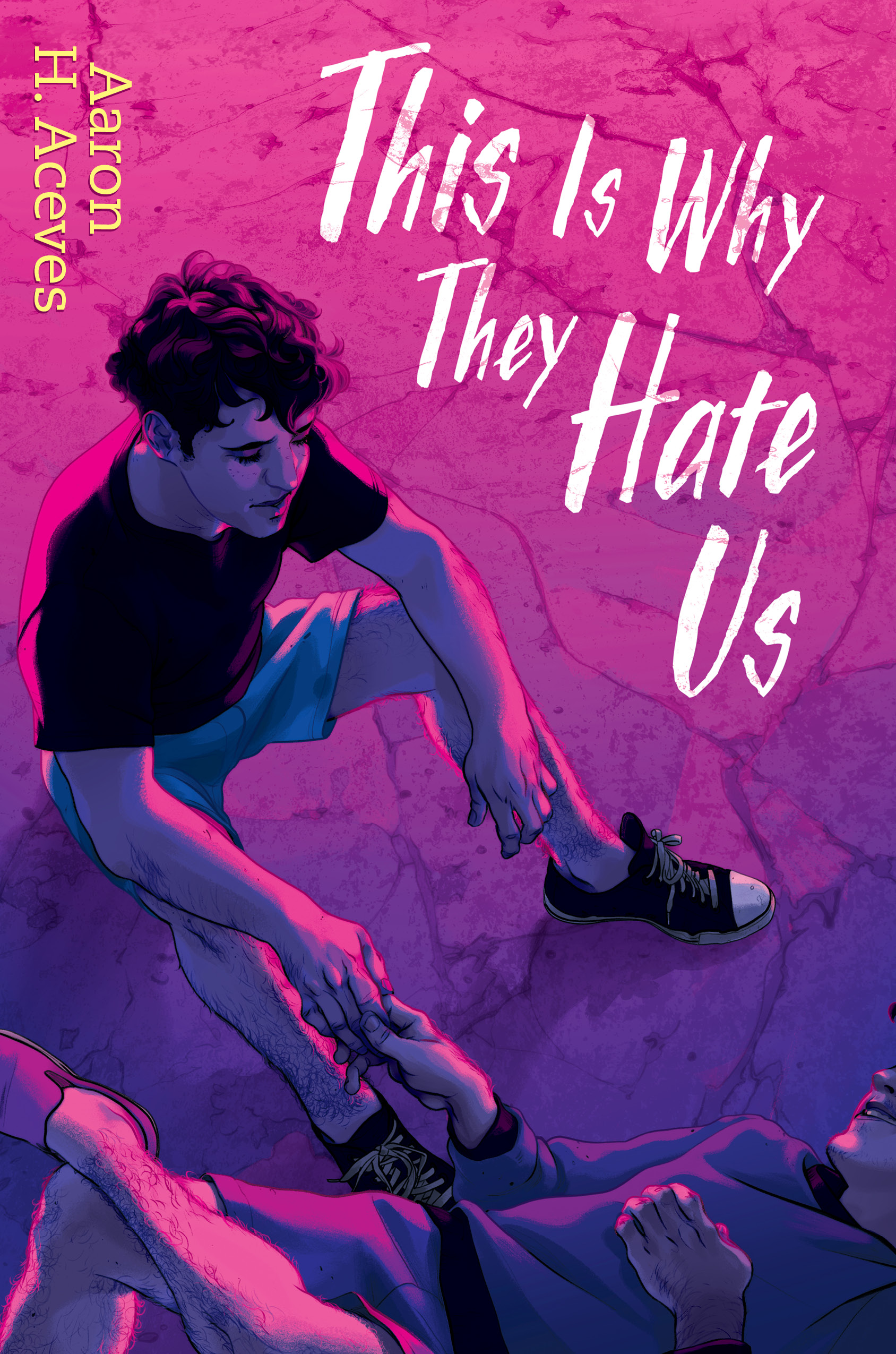 This Is Why They Hate Us cover